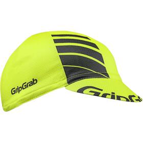 GripGrab Lightweight Casquette de cyclisme, yellow hi-vis